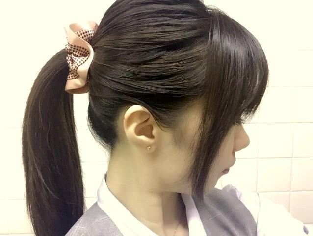 【ポニーテール】前髪なしでもかわいい一つ結びのコツまとめ【前髪あり