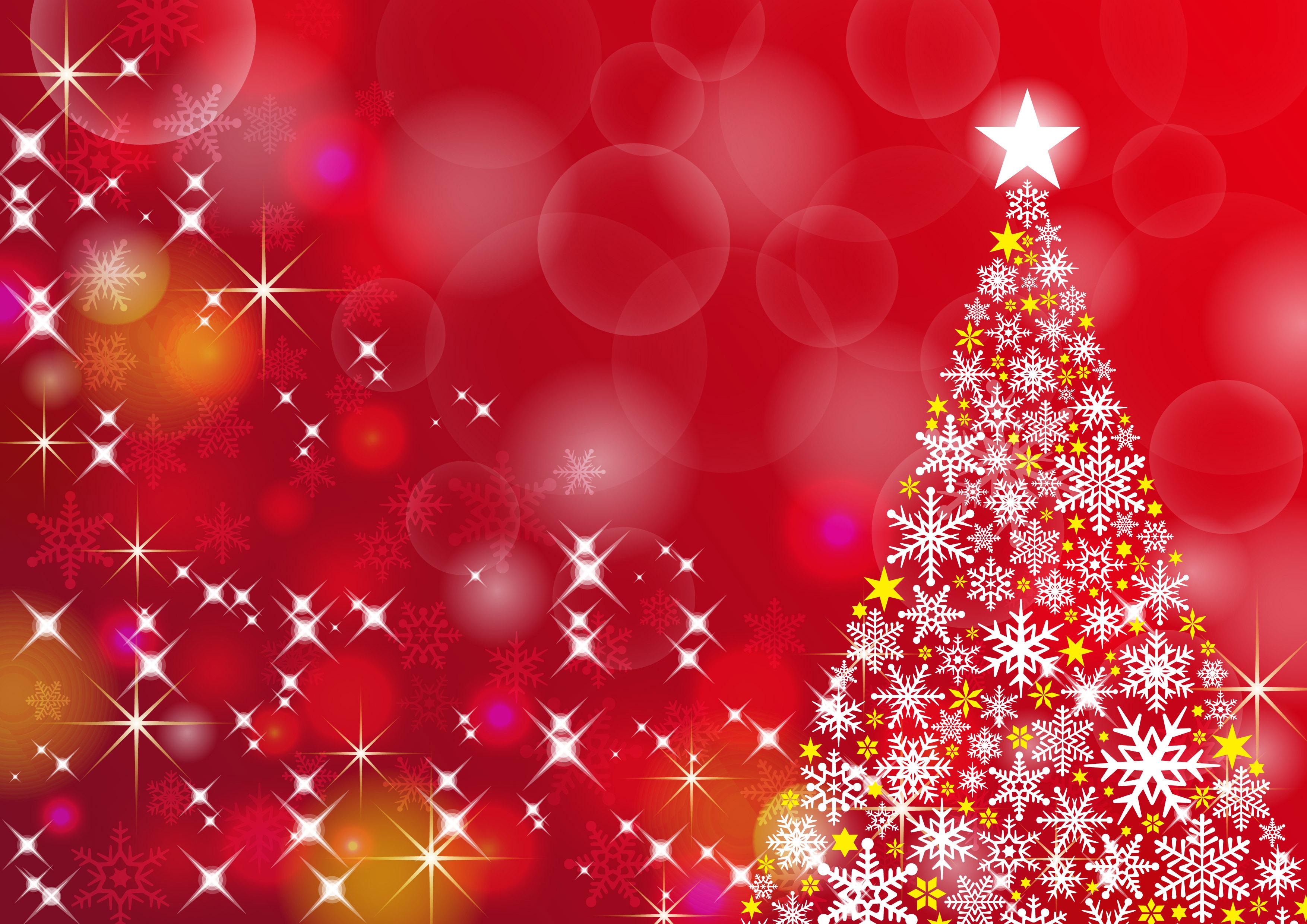 クリスマスの素材無料フリーイラストや背景等のおしゃれ素材まとめ