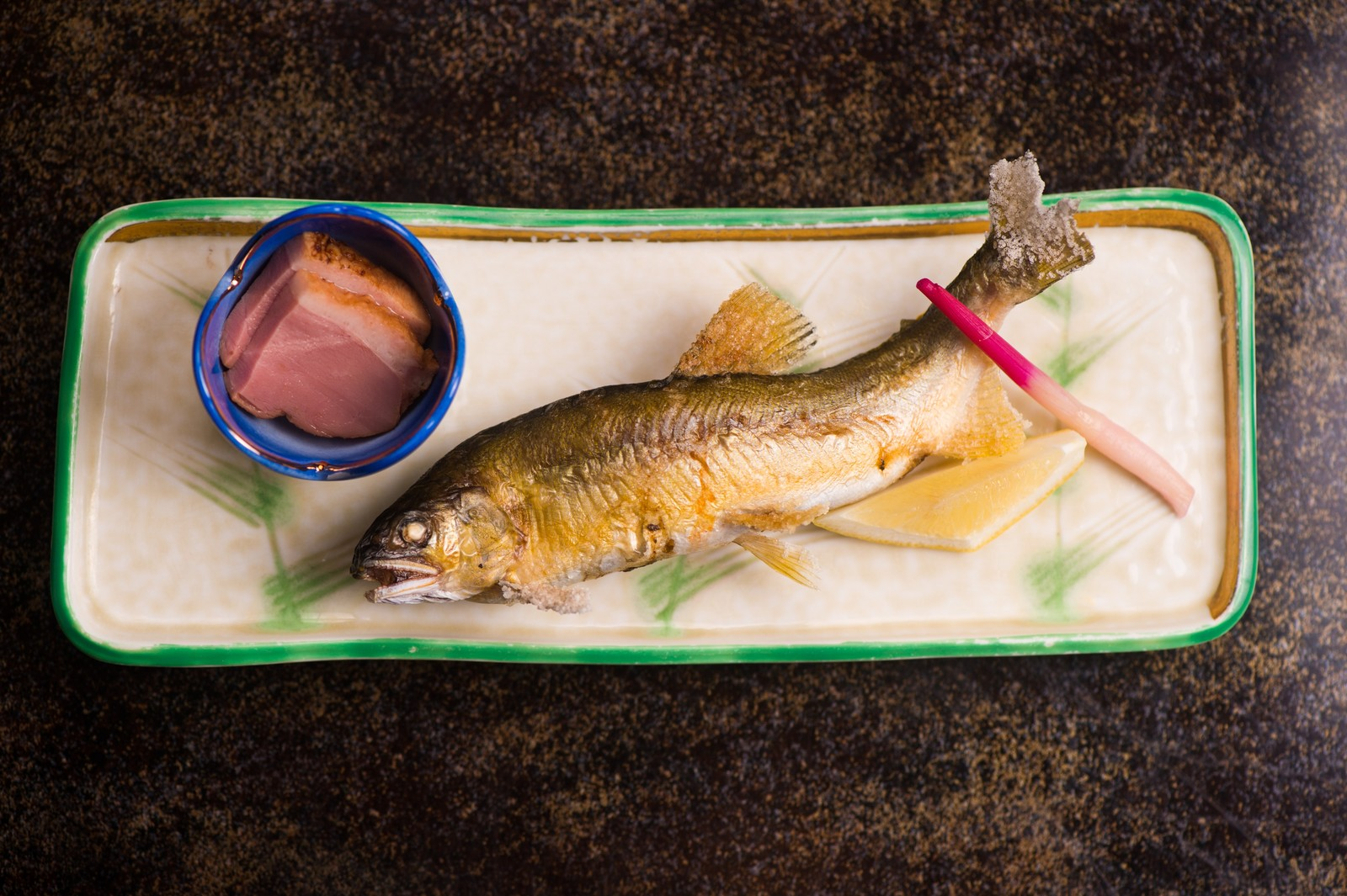 グリル 魚 アルミ ホイル 焼き