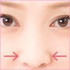 を 高く 鼻 方法 小さく する
