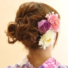 浴衣に似合う髪飾りは手作り出来る!100均の材料で簡単に