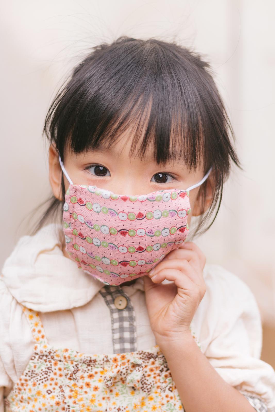 マスク 作り方 手作り