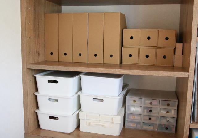 f1d1cef3dd ダイソーの収納ボックスが人気!おしゃれに整理整頓する方法・アイデア ...