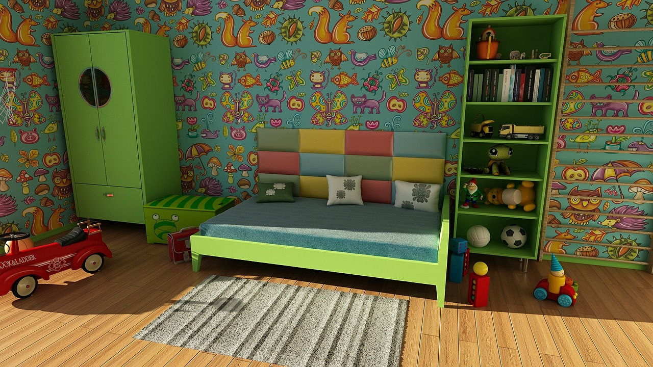 子供部屋の収納アイデア!子供が片付けたくなるコツと整理整頓術まとめ