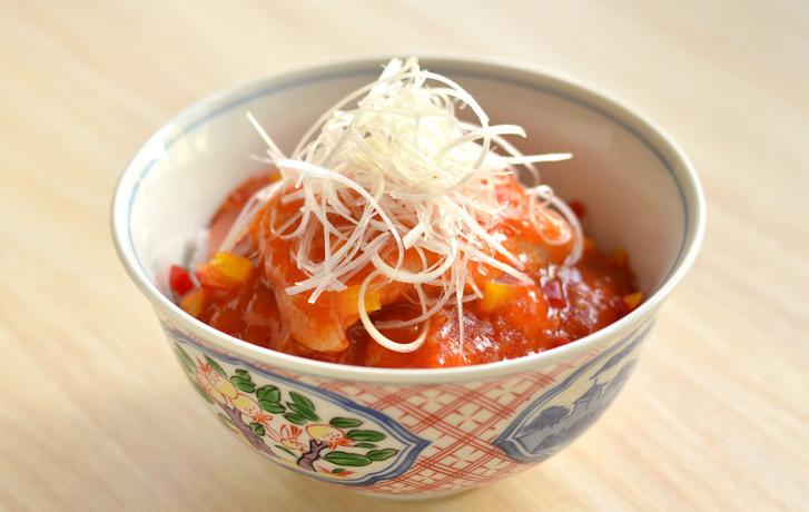 簡単な夜ご飯 ・晩御飯には丼メニューを!早くて美味しい人気