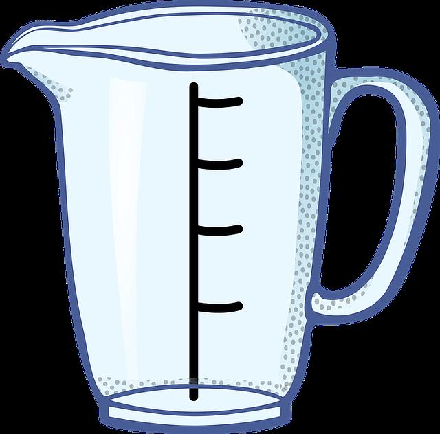 水 一 カップ と は